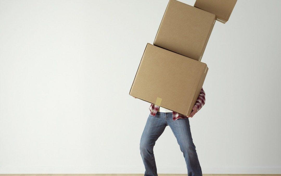 Obtenez des cartons de déménagement gratuits pour vos déplacements